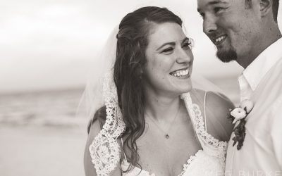 Elegant Fort Morgan Beach House Wedding // Kelsey & Nick