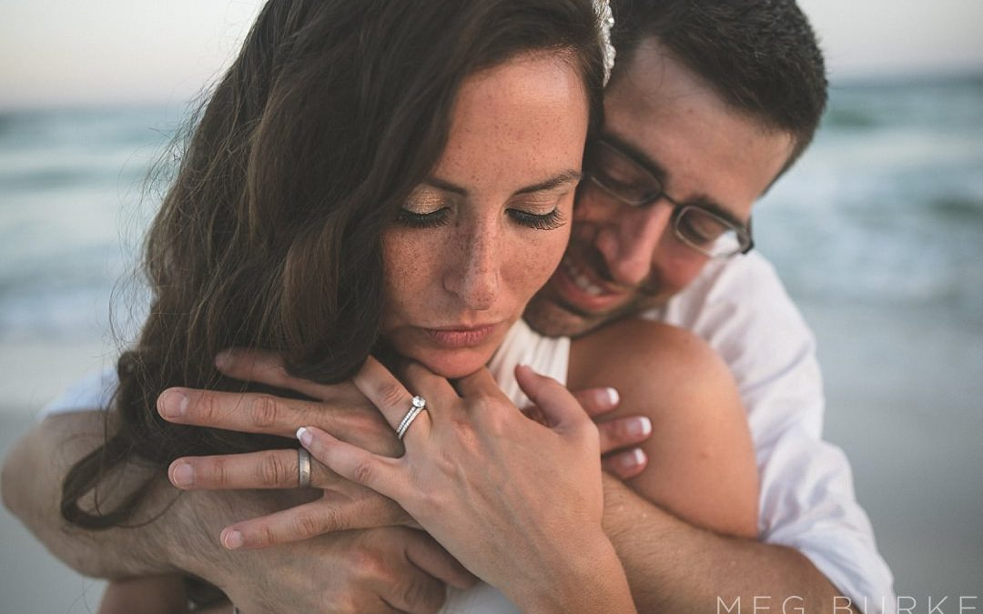 Intimate Pensacola Beach Elopement | Courtney & Patrick