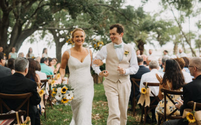 Elegant Summer Downtown Pensacola Wedding at the Lee House// Paul & Jennifer