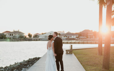 Pensacola Wedding at Sanders Beach  | Hong & Bobby